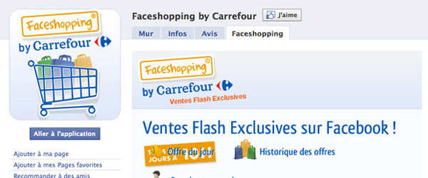 disko shop on social 00 Shop on social, le e commerce et le web social ne font plus qu'un