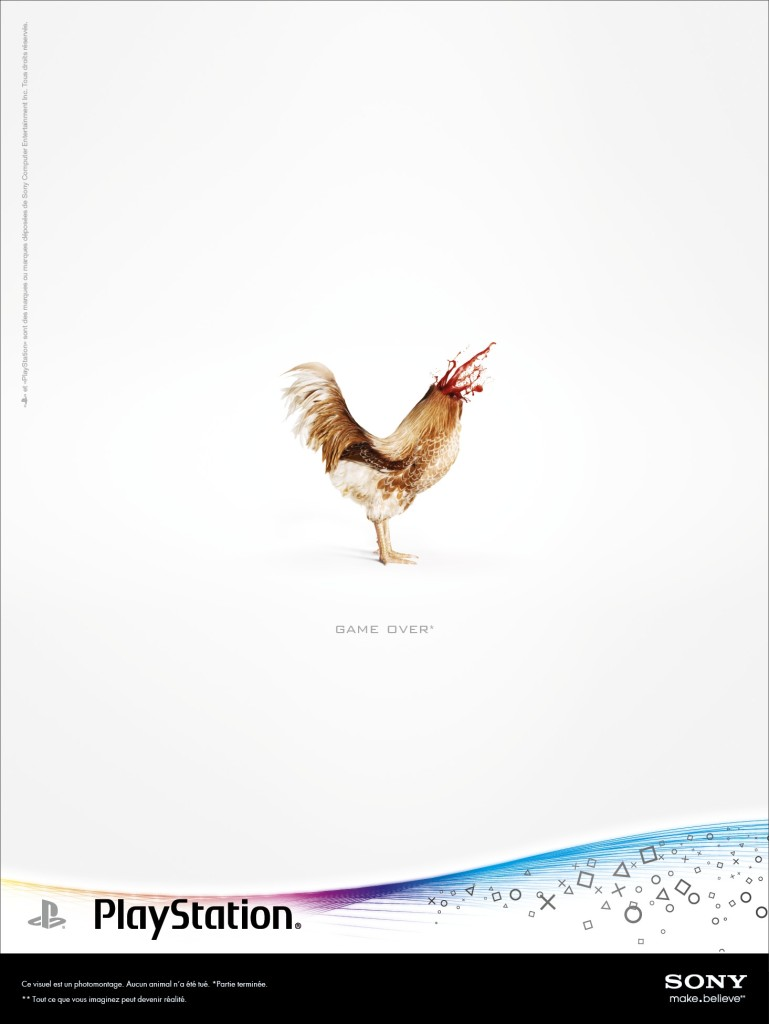 1 Playstation France Afrique 2010 769x1024 Le Top Topical ou le real time advertising