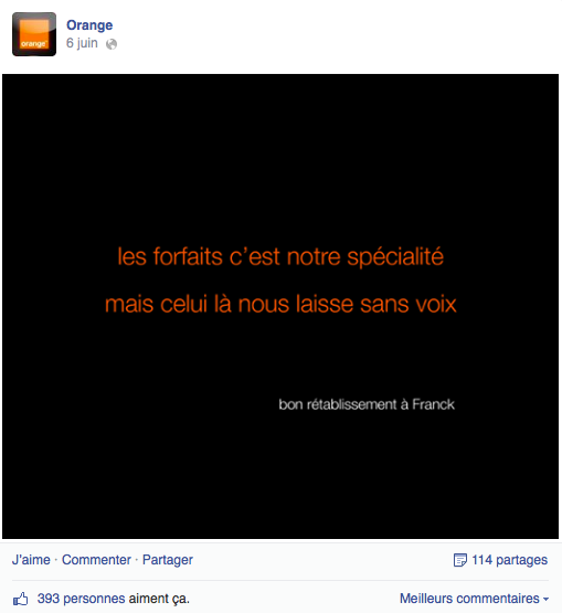 5 Orange Ribéry Le Top Topical ou le real time advertising