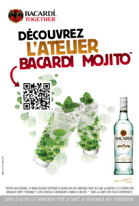 bacardi PHOTO4 203x300 Le digital est il lavenir du print ?