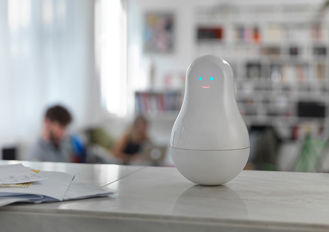 "02 sensemother home Les ""smart objects"" vous simplifient la vie... ou lassistanat 2.0."